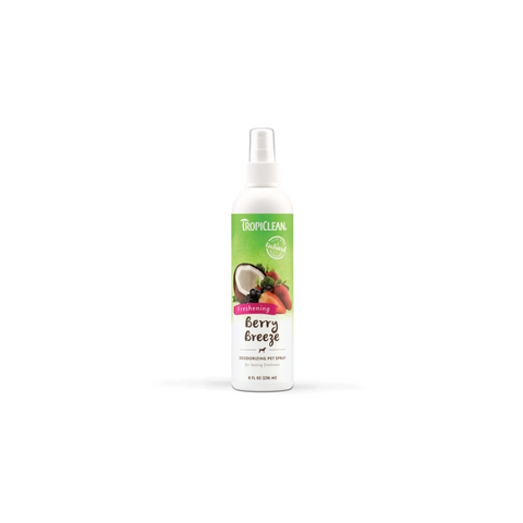 Tropiclean - Cologne Spray For Dogs & Cats Berry Fresh 236ml - zoofast-shop