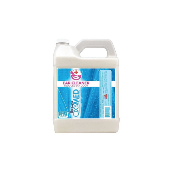 Tropiclean - Ear Cleaner For Dogs & Cats Oxymed 3.8L