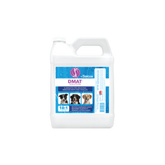 Tropiclean - Shampoo For Dogs & Cats Dmat Solution 3.8L - zoofast-shop