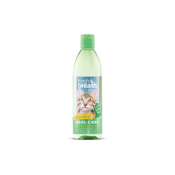 TropiClean - Water Add. For Cats Fresh Breath 473ml