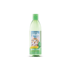 TropiClean - Water Add. For Cats Fresh Breath 473ml - zoofast-shop
