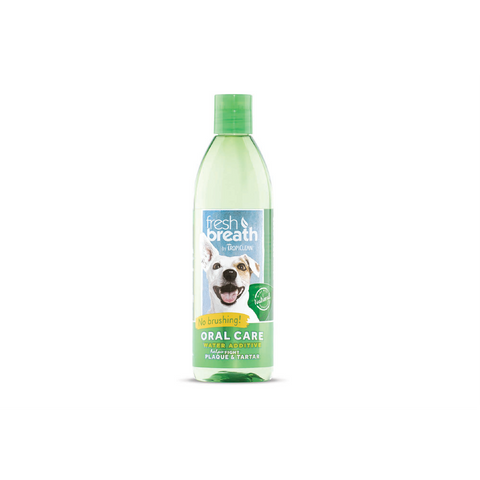 TropiClean - Water Add. For Dogs & Cats Fresh Breath - zoofast-shop