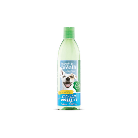 TropiClean - Water Add. For Dogs Fresh Breath Digestive - zoofast-shop