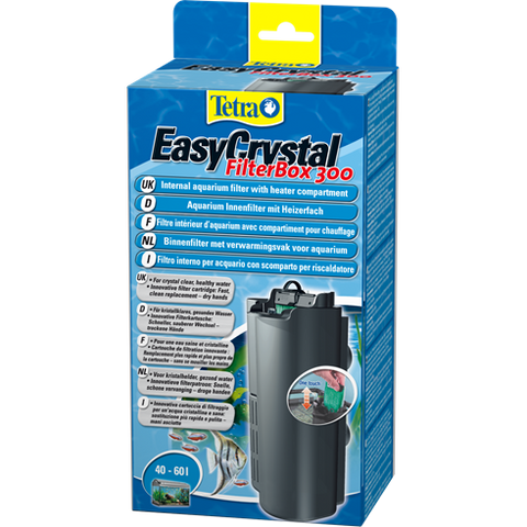 Tetra - Filter For Aquariums Easycrystal Filterbox 300