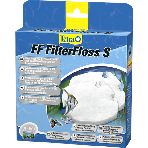 Tetra - Filter Floss For External Filter Ex600-700 FF 600-700