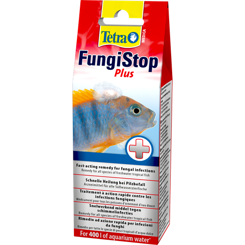 Tetra - Liquid For Aquariums Medica Fungistop Plus 20ml