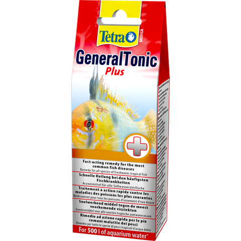 Tetra - Liquid For Aquariums Medica Generaltonic Plus 20ml