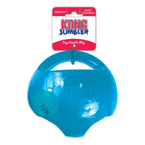 KONG - Jumbler Ball Assorted Colours
