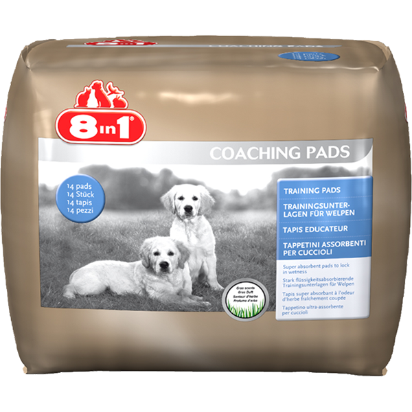 8in1 - Training Pads For Dogs 14pcs