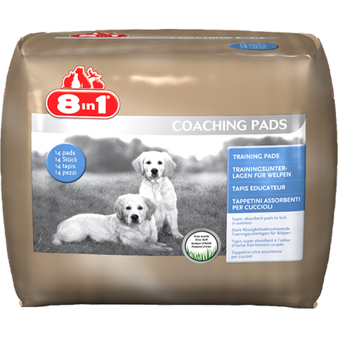 8in1 - Training Pads For Dogs 14pcs - zoofast-shop