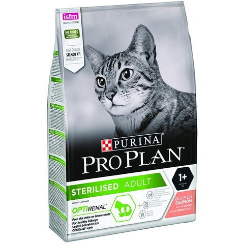 PURINA PRO PLAN – Sterilised Cat Adult Salmon