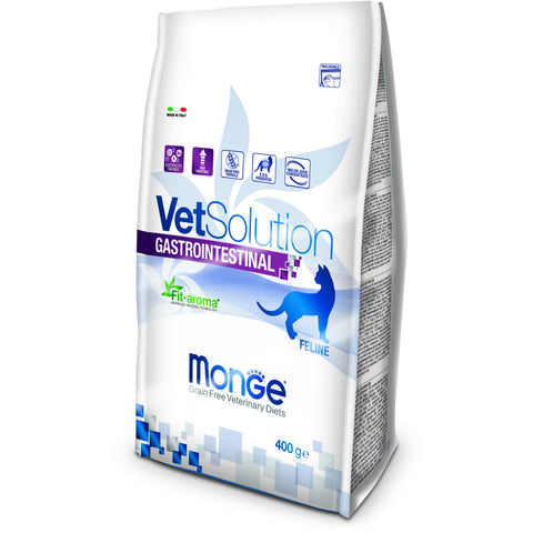 MONGE -  VetSolution Cat Intestinal 400gr & 1.5Kg