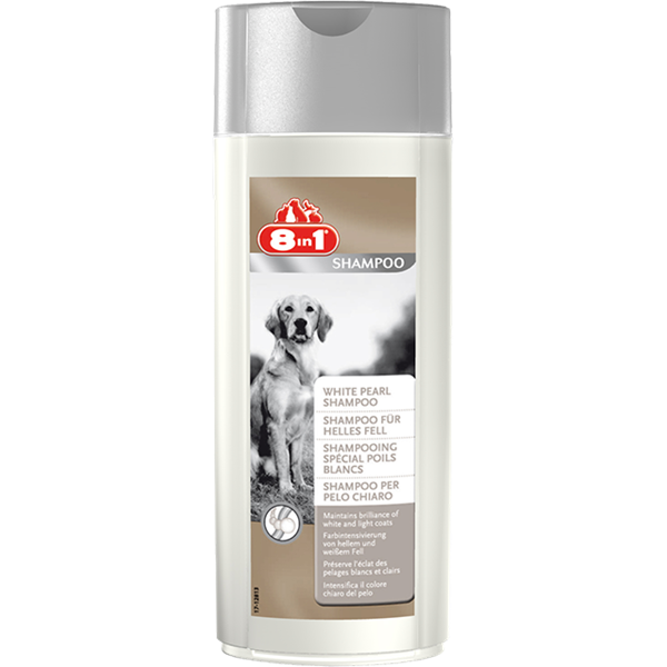 8in1 - Shampoo For Dogs White Pearl 250ml