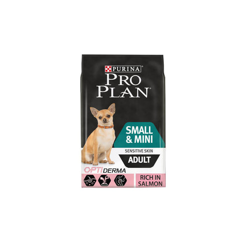 PURINA PRO PLAN – Small & Mini Adult Sensitive Skin Salmon