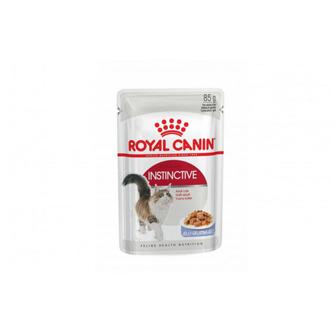 Royal Canin - Instinctive Pouch Jelly 85gr