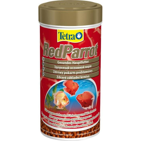 Tetra – Food For Fish Red Parrot 320g/1L