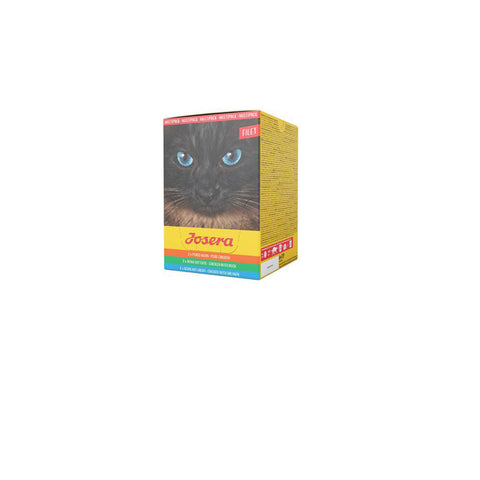 Josera - Cat Food Multipack Fillet 6x70gr
