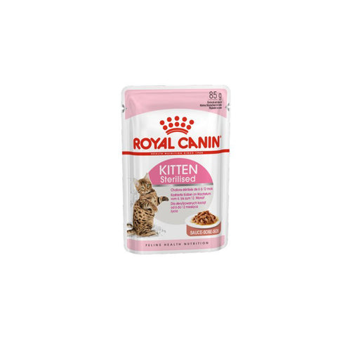Royal Canin - Kitten Sterilised Pouch 85gr