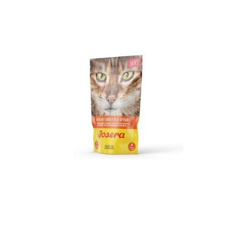 Josera - Cat Food Chicken with Carrots & Spinach - Soup 70g
