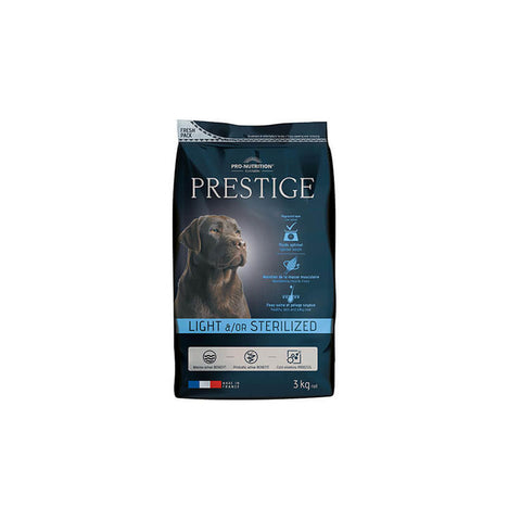 Prestige Light and/or sterilized