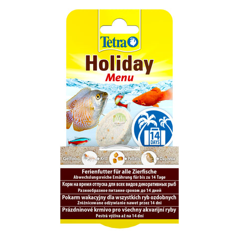 Tetra - Holiday Menu 30g