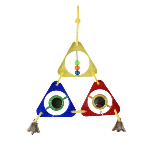 Flamingo – Bird Toy Delta Triangle