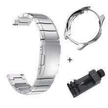 Load image into Gallery viewer, 20mm 22mm Metal Watchbands For Huawei Watch GT Bracelet For Samsung Galaxy 46mm Gear S3 Wrist Band Strap Amazfit 2 Quick install