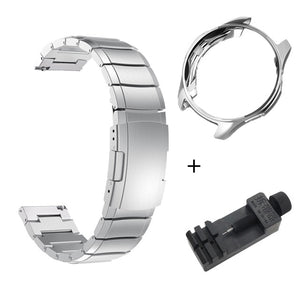 20mm 22mm Metal Watchbands For Huawei Watch GT Bracelet For Samsung Galaxy 46mm Gear S3 Wrist Band Strap Amazfit 2 Quick install