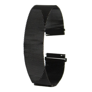 22mm Milanese Strap Stainless Steel Watch Band Bracelet for Samsung Gear 2 R381 R382 R380 S3 Classic Frontier Watchband Belt