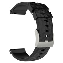 Load image into Gallery viewer, Silicone Replacement Accessory Watch Band Wrist Strap Bracelet for Suunto 9 and Suunto Spartan Sport Wrist HR Baro Smartwatch