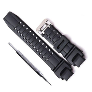 Watchband For G-Shock GW4000/GW-A1100/GW-A1000/G-1400/ Wristwatches Strap Rubber Wristband Watch Belt Bracelet