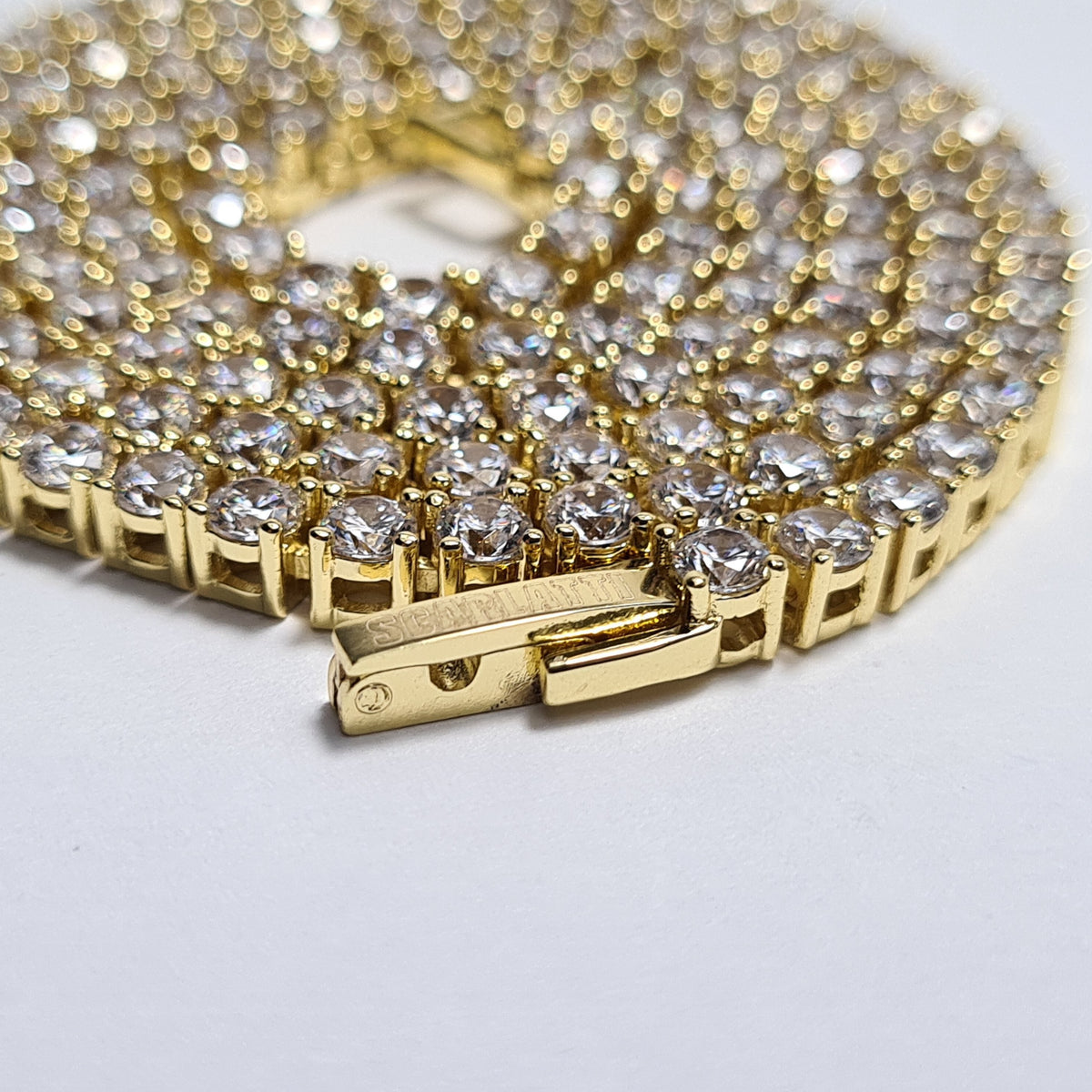 Tennis Full Iced Out 3MM