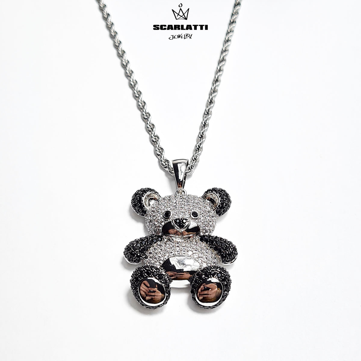 Pendant Teddy Bear