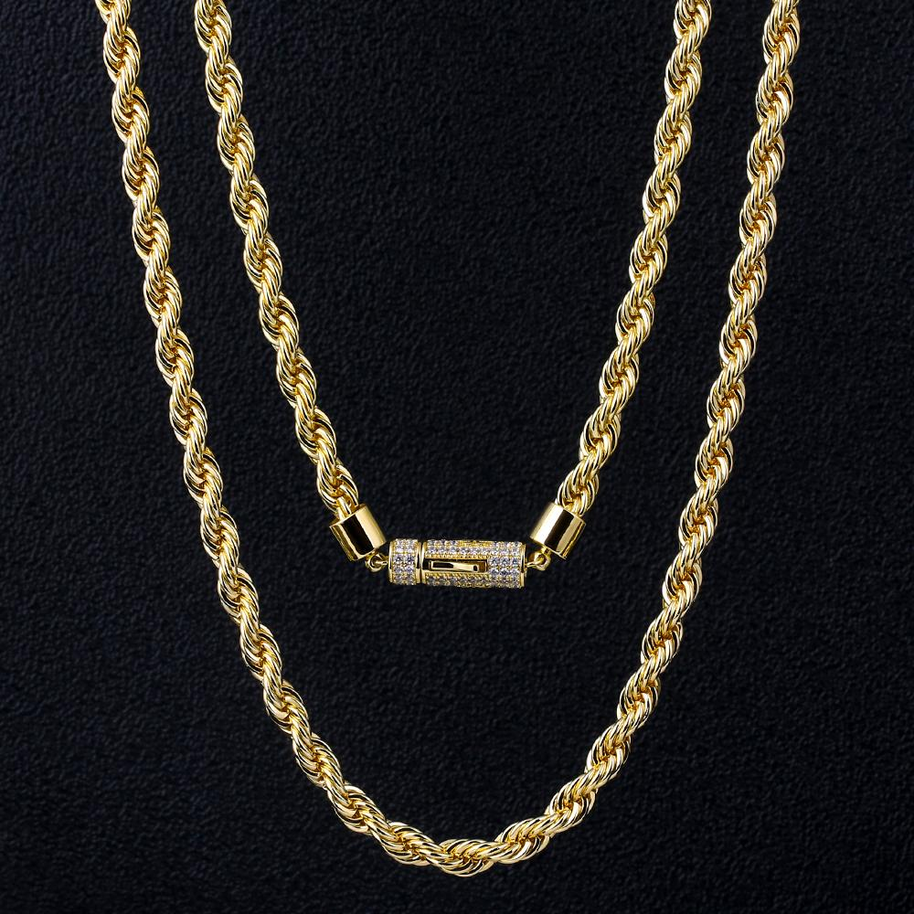 Rope Chain 6MM