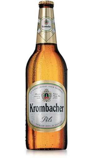 Krombacher Pils 330ml Bottles