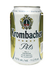 Krombacher Pils 330ml Cans