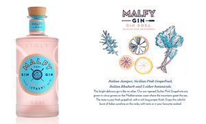MALFY GIN ROSA PINK GRAPEFRUIT - 70CL