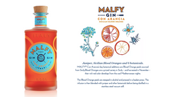 MALFY CON ARANCIA BLOOD ORANGE - 70CL