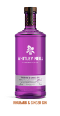 WHITLEY NEIL RHUBARB & GINGER GIN - 70CL