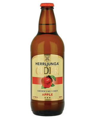 Herrljunga Apple Cider ~ 500ml Bottles
