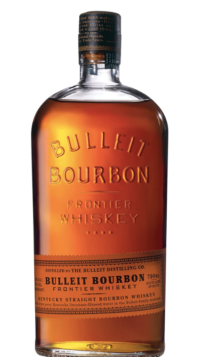 BULLEIT BOURBON FRONTIER WHISKEY - 70CL