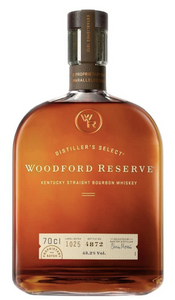 WOODFORD RESERVE BOURBON WHISKEY - 70CL