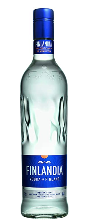 FINLANDIA VODKA - 70CL