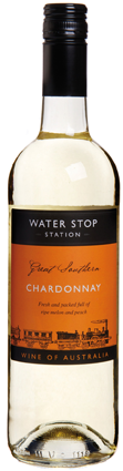 WATER STOP STATION CHARDONNAY