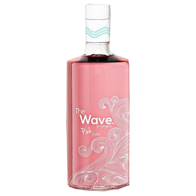 THE WAVE PINK GIN - 70CL