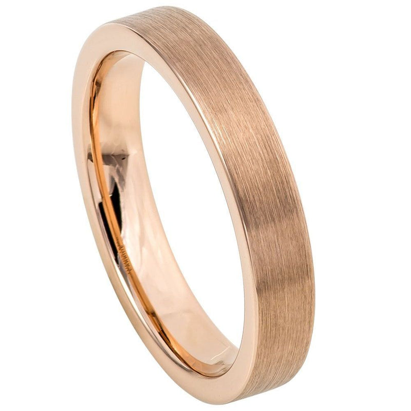 Scratch Free Tungsten Carbide Rings - 4mm Variety Bands
