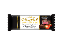 Load image into Gallery viewer, SSA SUPPLEMENTS WHEY NOUGAT BAR SUGAR FREE [50G]