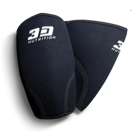 Accessories 3D Nutrition Knee Sleeves [Black]