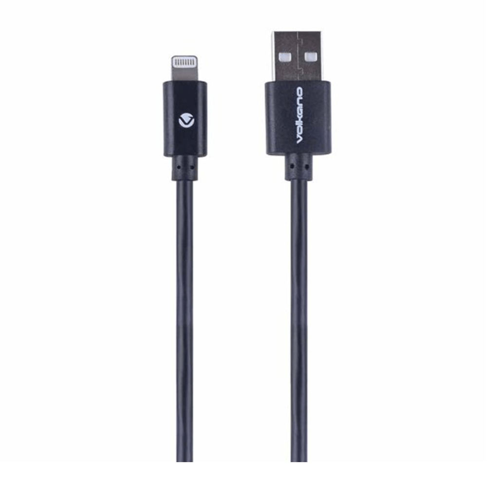Volkano Strike Series MFI Lightning Cable [2.5M]