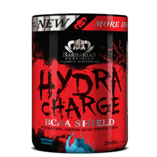 Load image into Gallery viewer, Amino Blend Barbarian Nutrition Hydra Charge [360g] - Chrome Supplements and Accessories